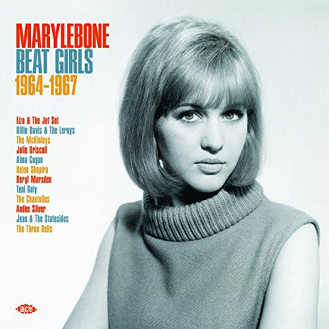Various Artists Marylebone Beat Girls 1964-1967 LP