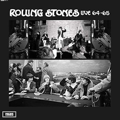 Rolling Stones Let The Airwaves Flow: Crossing The Atlantic