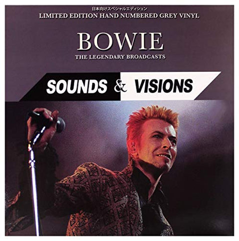 David Bowie Bowie - Sounds & Visions: The Legendary