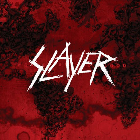 Slayer World Painted Blood LP 0602537467945 Worldwide