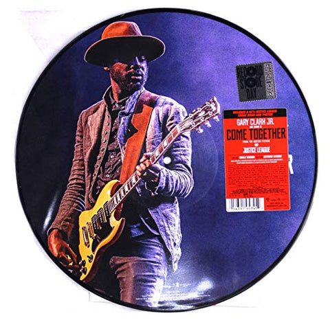 Gary Clark Jr. And Junkie Xl Come Together (Picture Disc)