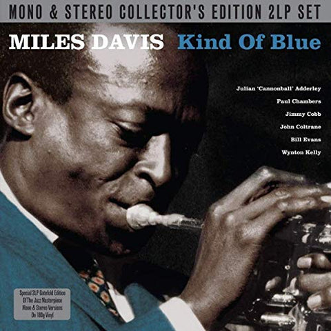 Kind Of Blue - Mono & Stereo (180g 2LP Set)
