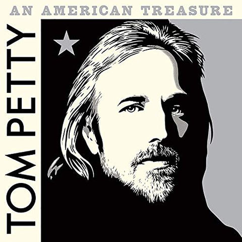Tom Petty An American Treasure 6LP 0093624903956 Worldwide