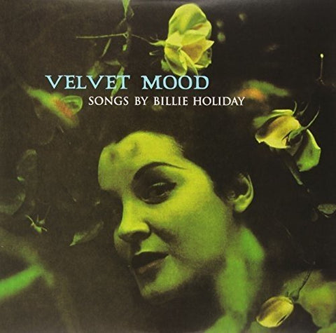 Billie Holiday Velvet Mood LP 0889397558307 Worldwide