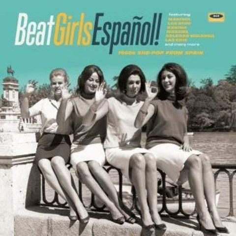 Various Artists Beat Girls Español! 1960s She-Pop From Spain