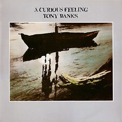 Tony Banks A Curious Feeling LP 5013929463219 Worldwide