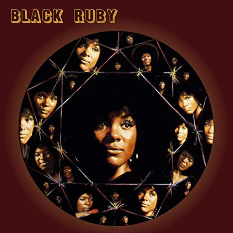 Ruby Andrews Black Ruby LP 0710473183963 Worldwide Shipping