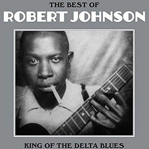 Robert Johnson The Best Of Robert Johnson LP 5060397601094