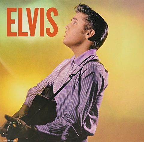 Elvis Presley Elvis (1956) LP 0889397219499 Worldwide