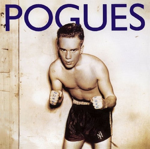Pogues Peace and Love LP 0825646255870 Worldwide Shipping
