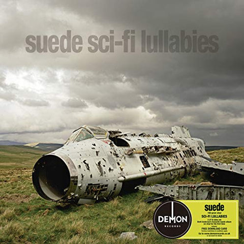 Suede Sci-Fi Lullabies 3LP 5014797890299 Worldwide Shipping