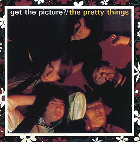 Pretty Things Get The Picture? LP 0731253028311 Worldwide