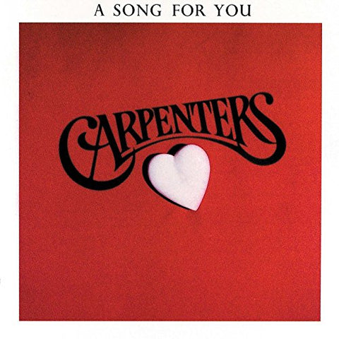 Carpenters A Song For You LP 0602557403770 Worldwide