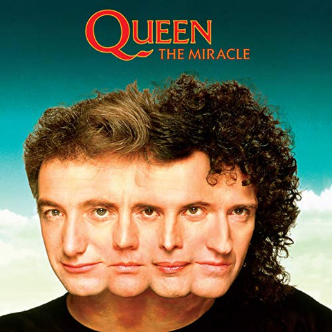 Queen The Miracle LP 0602547202802 Worldwide Shipping