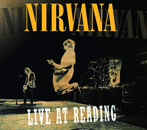 Nirvana Live at Reading 2LP 0602527212173 Worldwide Shipping