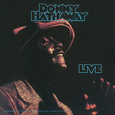 Donny Hathaway LIVE LP 8718469531837 Worldwide Shipping