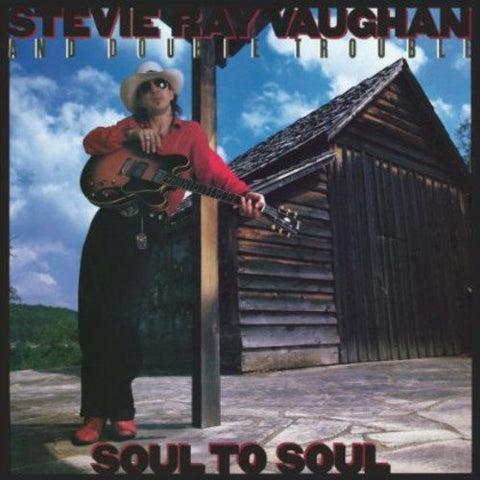 Stevie Ray Vaughan Soul To Soul LP 8718469531189 Worldwide