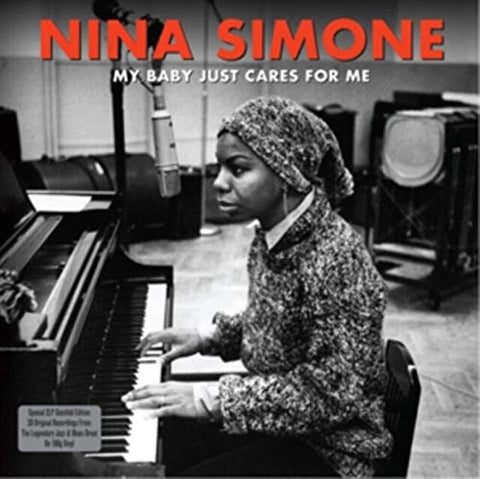 Nina Simone My Baby Just Cares For Me 2LP 5060143491566