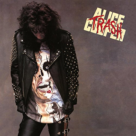 Alice Cooper Trash [180 gm black vinyl] LP 8719262003637