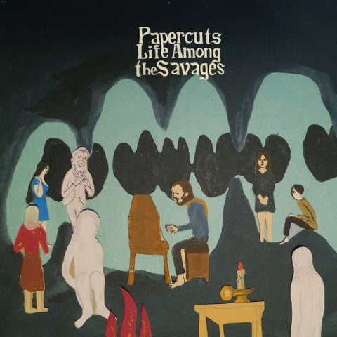 Papercuts Life Among The Savages LP 5060146094887 Worldwide