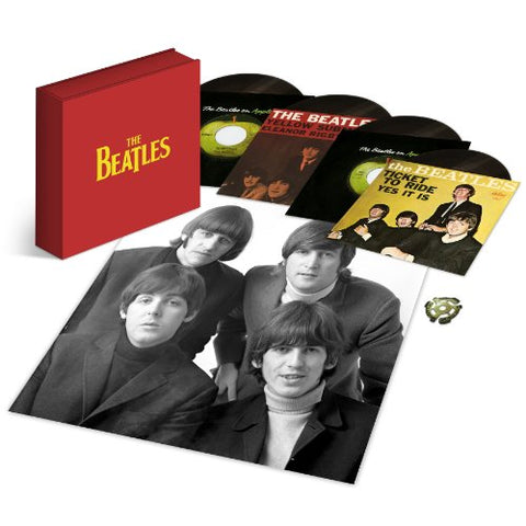Beatles The Singles - 7 Box Set 7 Boxset 5099968004576