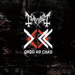 Mayhem Ordo Ad Chao (Re-Issue) (Silver Vinyl) LP