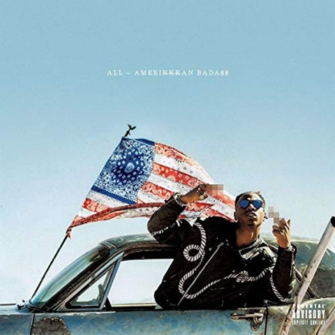 Joey Badass All-Amerikkkan Badass 2LP 0693461255012
