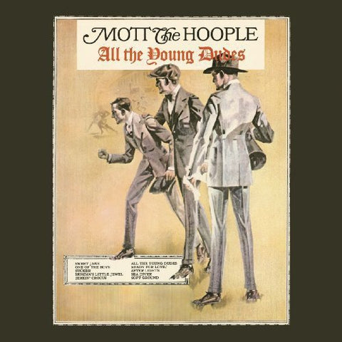 Mott The Hoople All the Young Dudes [180g Vinyl] LP