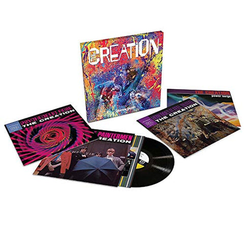 Creation Creation Theory 4LP 5014797897090 Worldwide