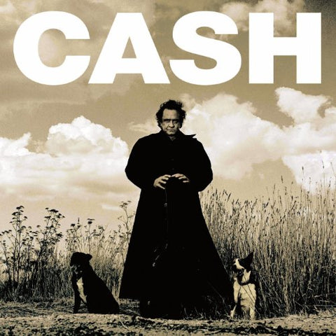 Johnny Cash American Recordings LP 0600753441695 Worldwide
