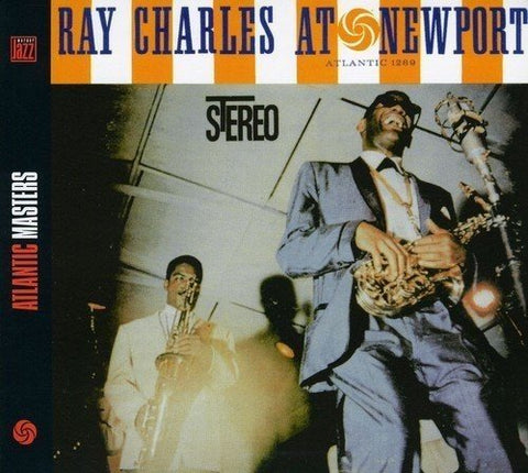 Ray Charles At Newport LP 0889397217716 Worldwide Shipping