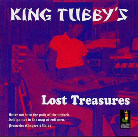 King Tubby Lost Treasures LP 5036848000730 Worldwide