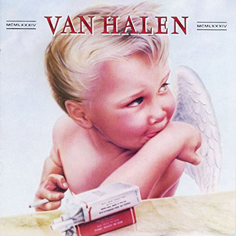 Van Halen 1984 (Remastered) LP 0081227955267 Worldwide