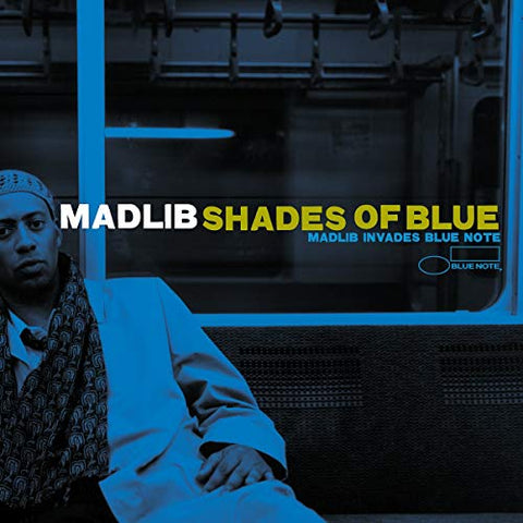 Madlib Shades Of Blue 2LP 0600753766200 Worldwide Shipping