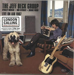 Jeff Beck Group Live on Air 1967 LP 5053792500420 Worldwide