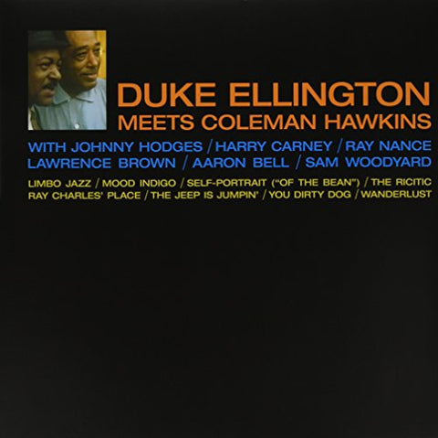 Duke Ellington Duke Ellington Meets Coleman H LP