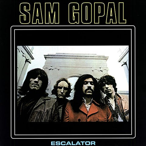 Sam Gopal Escalator (+ bonus 7) LP + 7 5036436114023
