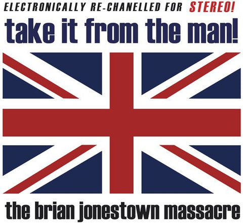 Brian Jonestown Massacre Take It From The Man! 2LP
