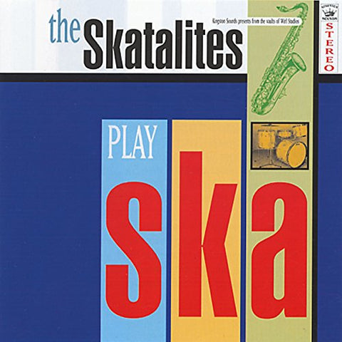 The Skatalites Play Ska LP 5060135760038 Worldwide Shipping