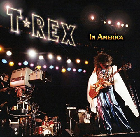 T Rex In America LP 5060446071496 Worldwide Shipping