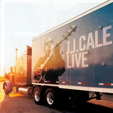 Jj Cale Live 3LP 5060525434372 Worldwide Shipping