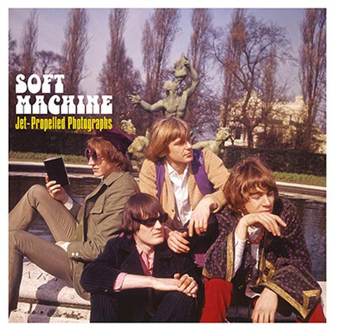 Soft Machine Jet-Propelled Photographs LP 5022221008127