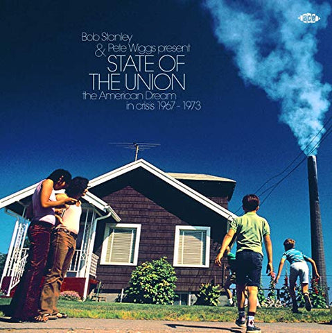 Various Artists Bob Stanley & Pete Wiggs Present State Of