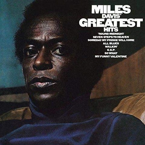 Miles Davis Greatest Hits (1969) LP 0889854461218 Worldwide