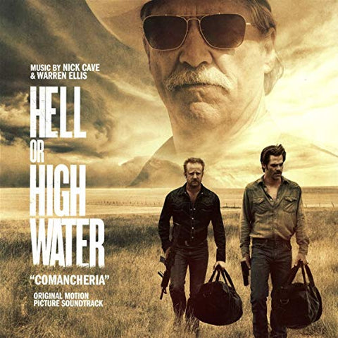 Nick Cave & Warren Ellis Hell or High Water OST LP