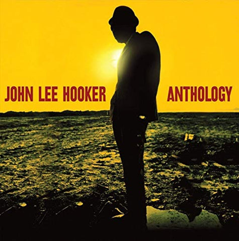 John Lee Hooker Anthology [2LP Gatefold 180g Vinyl] 2LP