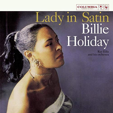 Billie Holiday Lady In Satin [180g Transparent Vinyl LP] LP