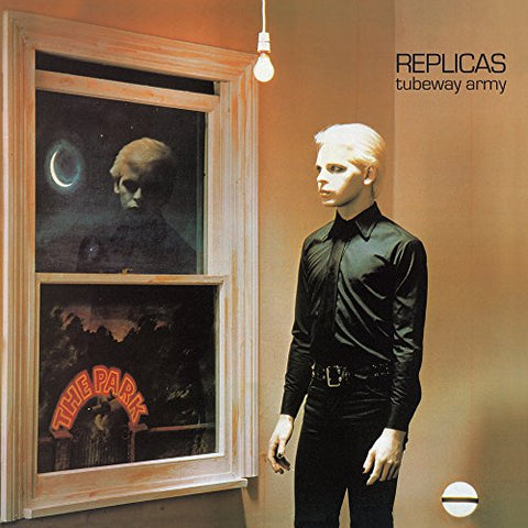 Tubeway Army Replicas LP 0607618000714 Worldwide Shipping