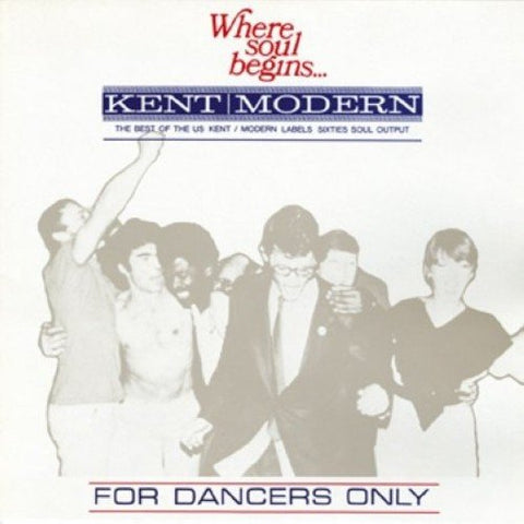 Various Artists For Dancers Only: Where Soul Begins.../the
