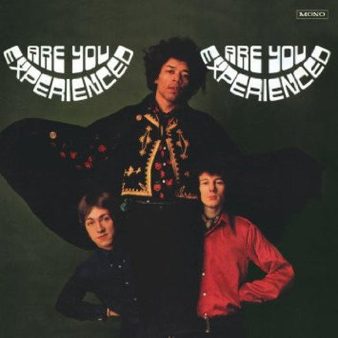 Jimi Hendrix Experience Are You Experienced (UK mono) LP